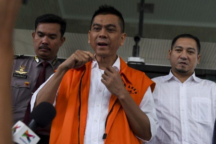 Ketua Komisi D DPRD DKI Jakarta, M Sanusi