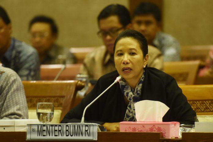 Menteri BUMN RI Rini Soemarno