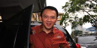 Gubernur DKI Jakarta Basuki Tjahaja Purnama Non Aktif
