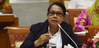 Menteri Yohana Yembise