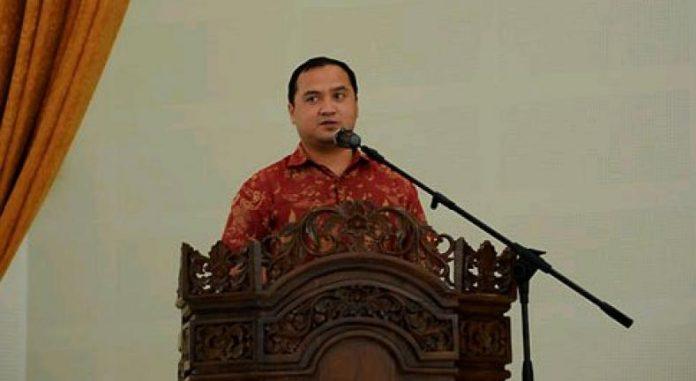 Gubernur Bangka Belitung Erzaldi Rosman