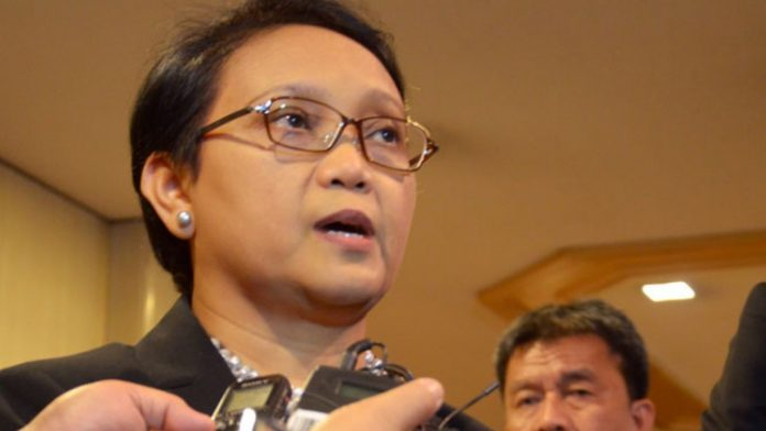 Menteri Luar Negeri RI, Retno LP Marsudi