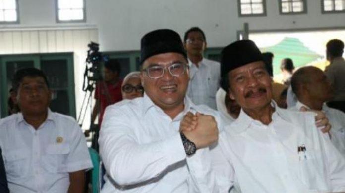 Pasangan Gubernur Bangka Belitung.
