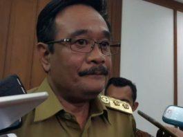 Gubernur DKI Djarot Saiful Hidayat