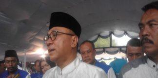 Ketua Umum PAN yang juga Ketua MPR RI Zulkifli Hasan