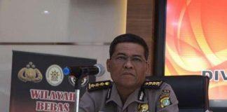 Kabid Humas Polda Metro Jaya Komisaris Besar Argo Yuwono.
