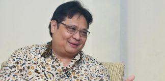 Airlangga Hartarto - Menteri Perindustrian