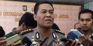Kabid Humas Polda Metro Jaya Kombes Raden Prabowo Argo Yuwono