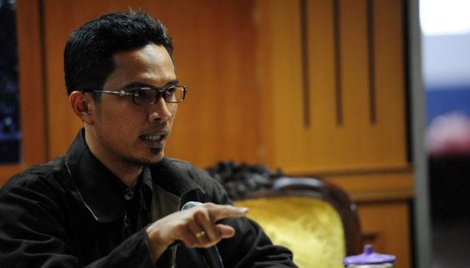 Juru Bicara Komisi Pemberantasan Korupsi, Febri Diansyah,