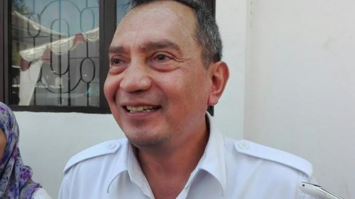Brigadir Jenderal Fatkhur Rahman Kepala BNN Provinsi Jawa Timur.