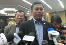Ketua DPRD DKI Jakarta Prasetio Edi Marsudi