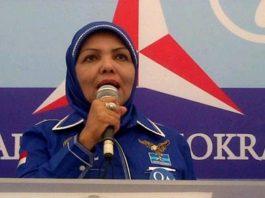 Waketum DPP Partai Demokrat Nurhayati Ali Assegaf