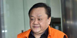 Hakim memvonis Eko Susilo Hadi hukuman 4,3 tahun penjara dan denda Rp200 juta subsider dua bulan kurungan terkait suap proyek pengadaan satelit di Bakamla.