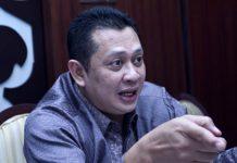 Bambang Soesatyo Ketua Komisi III atau Komisi Hukum DPR RI