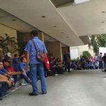 Ratusan Pekerja JICT Menandatangani Surat Anti Mogok Kerja