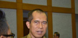 Ketua Komisi I DPR RI Abdul Kharis Almasyhari