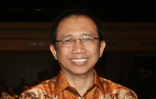 Mantan Ketua DPR Marzuki Alie