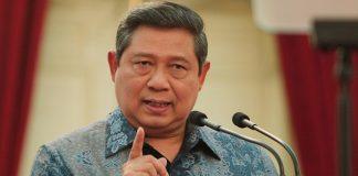 Presiden Indonesia keenam Susilo Bambang Yudhoyono