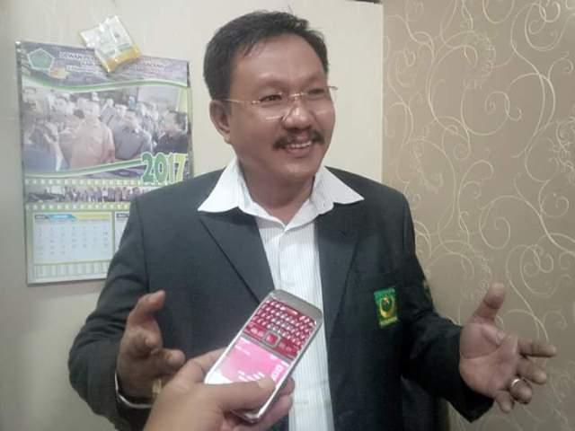 Ketua Dewan Pimpinan Cabang (DPC) Partai Bulan Bintang (PBB) Pamekasan HM Suli Faris