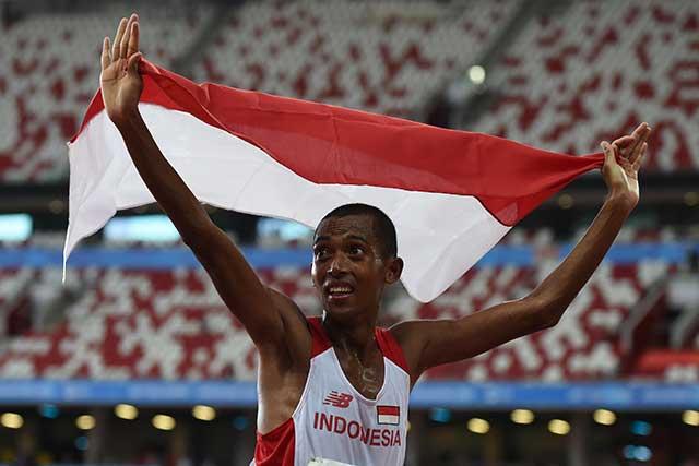 Pelari jarak jauh nasional, Agus Prayogo