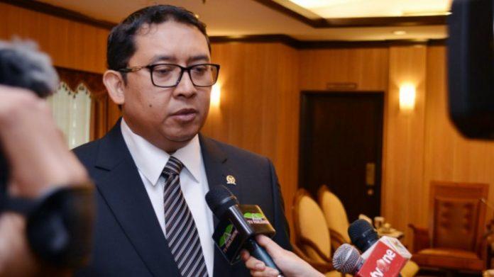 Wakil Ketua DPR RI, Fadli Zon.