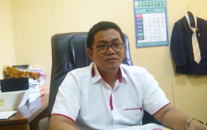 H.Fauzan Adima wakil sekertaris DPC Gerindra