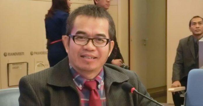 Kepala Pelaksana UKP-PIP Yudi Latif
