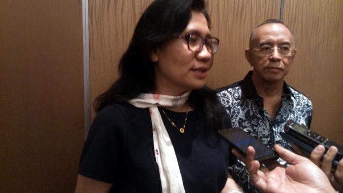 Ketua Divisi Komunikasi Publik DPP-PD Imelda Sari