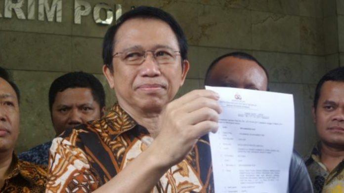 mantan Ketua DPR Marzuki Alie.