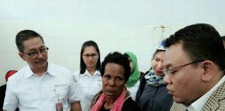 Komisi IX DPR RI ke Papua dalam menangani persoalan fasilitas kesehatan di Papua yang masih minim.