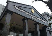 Ilustrasi Gedung Pengadilan Tipikor Jakarta Pusat.
