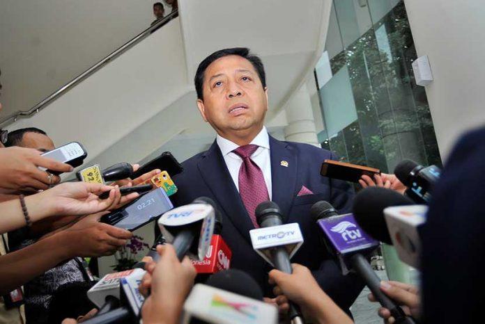 Setya Novanto ketua DPR