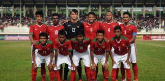 Timnas u-19 Indonesia.