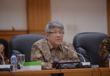 Sekretaris Jenderal Dewan Perwakilan Rakyat (DPR) RI Ahmad Djuned