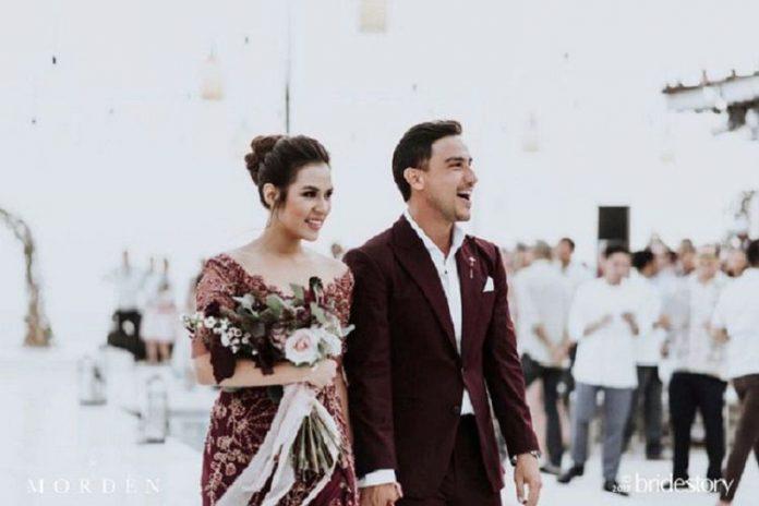 Raisa dan Hamish Menikah.