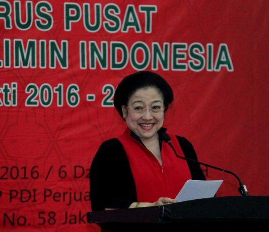 Megawati Soekarnoputri, Ketua Umum DPP PDI Perjuangan