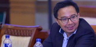 Anggota Komisi I DPR Bobby Aditya Rizaldi