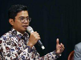 Direktur Utama PT Garuda Indonesia, Pahala N Mansury.