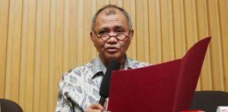 Agus Rahardjo Ketua KPK