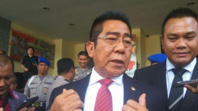 Anggota Pansus Hak Angket Komisi Pemerantasan Korupsi (KPK), Henry Yosodiningrat