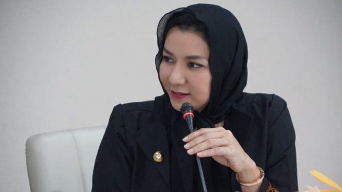 Bupati Kukar, Rita Widyasari