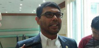 Nasir Djamil Anggota Komisi III DPR