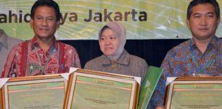 Tri Rismaharini Wali Kota Surabaya