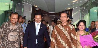 Tiba di Singapura, Agenda Pertama Jokowi Adalah Temui WNI