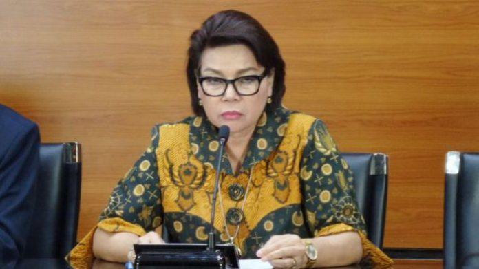 Wakil Ketua KPK Basaria Panjaitan