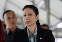 Menteri Badan Usaha Milik Negara (BUMN), Rini Soemarno