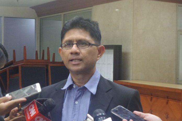 Laode Muhammad Syarif Wakil Ketua KPK