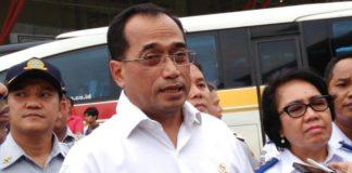 Budi Karya Sumadi Menteri Perhubungan