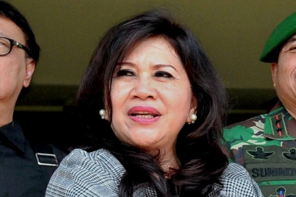 Anggota Komisi I DPR, Evita Nursanty