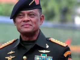 Jenderal Gatot Nurmantyo Panglima TNI